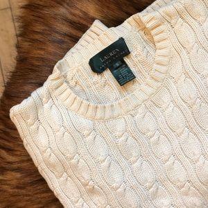 Vintage Ralph Lauren Knit Sweater